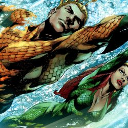 Aquaman with mera