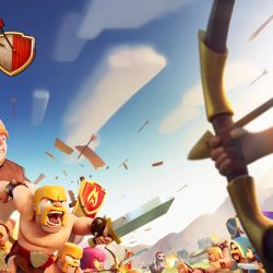 Clash of clans for andoid