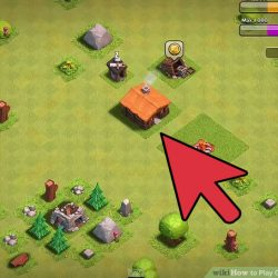 Clash of clans for andoid house