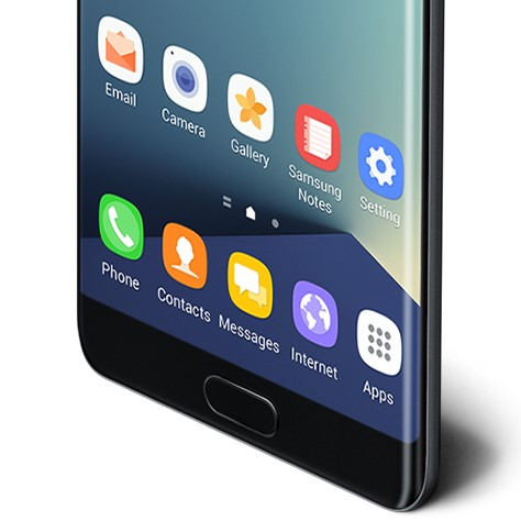 Do you like the new Note 7 interface graphics?