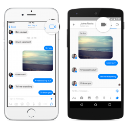Fb messenger free video calls android