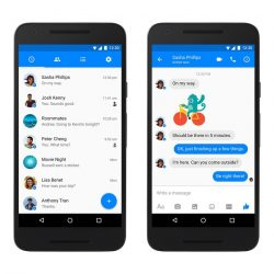Facebook messenger official for androidphone
