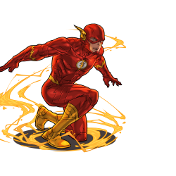Flash strong