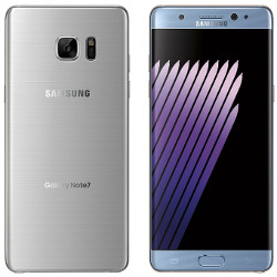 Galaxy Note 7 in Silver and Blue Coral reportedly delayed in the US and Canada