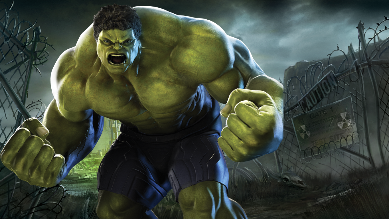 Download Hulk Wallpaper For Android