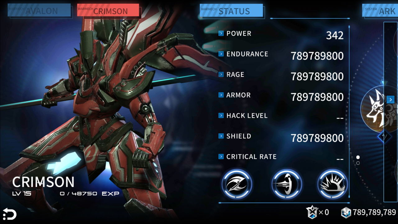 Implosion never lose hope upgrade