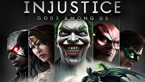 Injustice gods among us for android