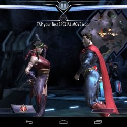 Injustice gods among us superman vs harley quinn