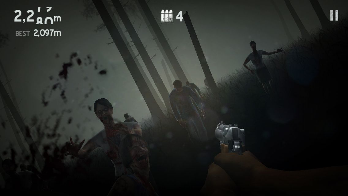 Into the dead zombie game