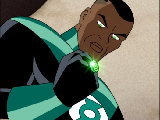 John stewart green lantern background free