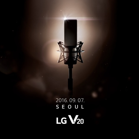 "LG V20 to offer ""the best video and audio experience"""