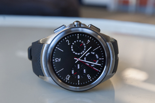 LG Urbane 3nd Edition Smartwatch with Android Wear
