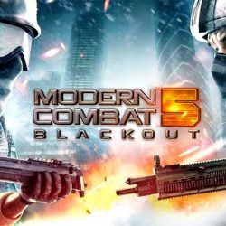Modern combat 5 for android