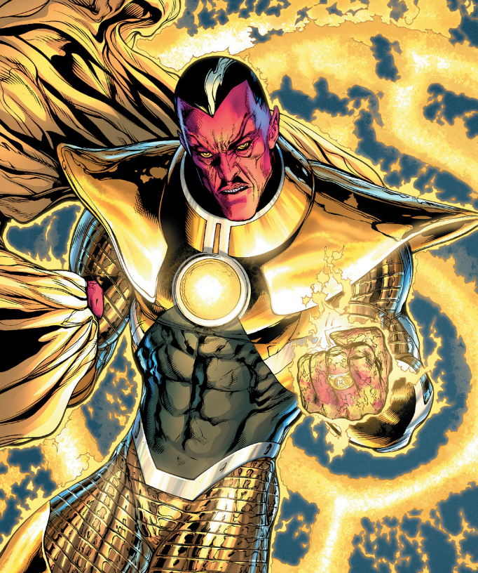 Download Sinestro Wallpaper