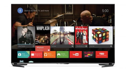 Sharp AQUOS 4K Ultra HD Android TV