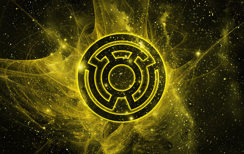 Sinestro-Corps-Logo - Android Red