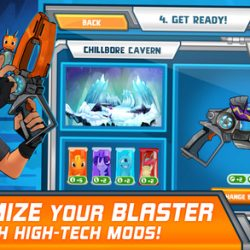 Slugterra guardian force customize weapons