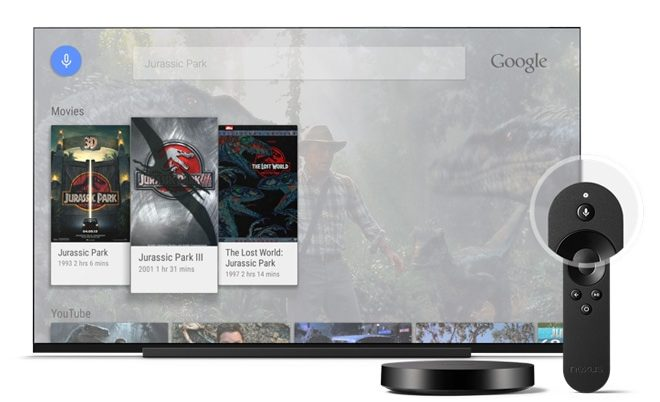 HD Smart TV with Android TV