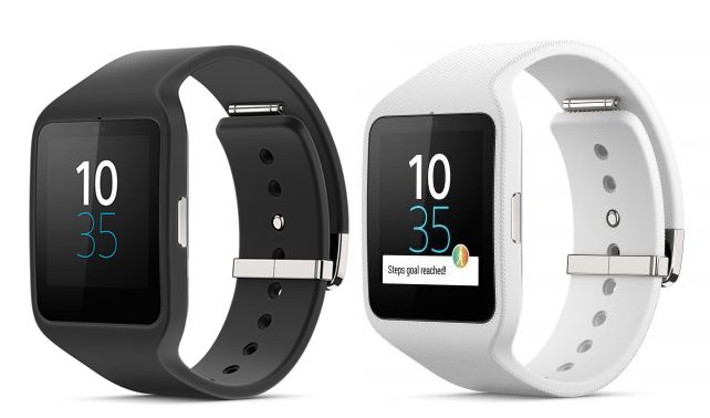 Sony Smartwatch 3 with Android Wear