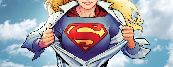 Download Supergirl Wallpaper