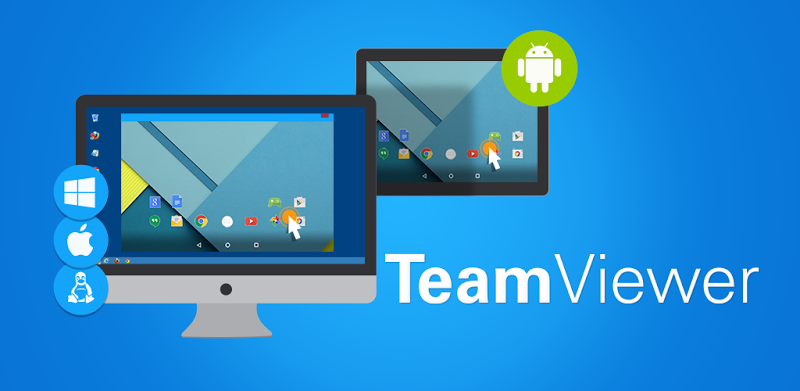 Download TeamViewer App For Android