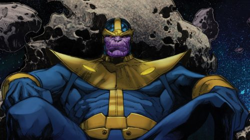 Thanos cool background