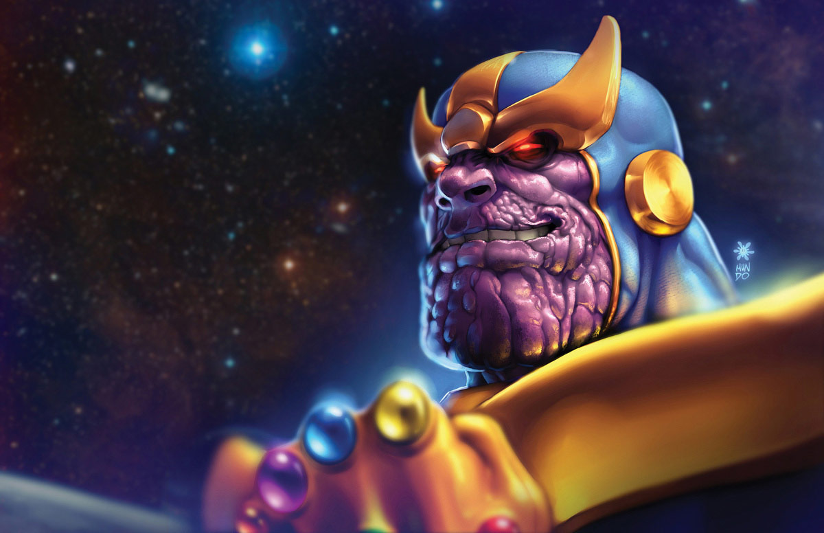 Download Thanos Wallpaper