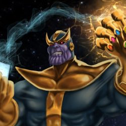 , Download Thanos Wallpaper