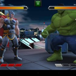 Thor vs hulk game contest of champions
