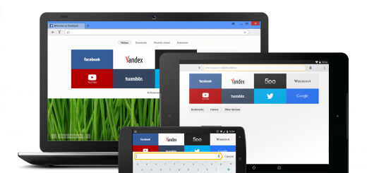 Download Yandex Browser