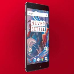 You can now win a OnePlus 3 (internationally)
