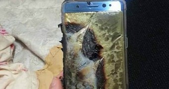 Galaxy Note 7 Reportedly Explodes While Charging With a USB Type-C Convertor