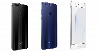 Huawei Honor 8 Available in The US for $399 and $50 Coupon