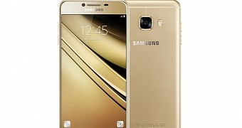 Samsung's Galaxy C9 With 5.7-Inch Display Appears on Import Listing