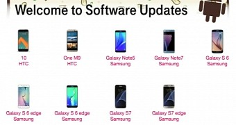 T-Mobile Posts List of Samsung and HTC Phones to Receive Android 7.0 Update