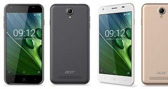 Acer Announces Liquid Z6 and Z6 Plus Phones and Iconia Talk S Tablet During IFA