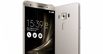 Asus ZenFone 3 Deluxe and ZenFone 3 Laser Now Available on Amazon