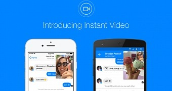 Facebook messenger gets instant video on both ios and android
