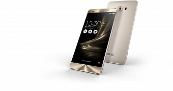 ASUS ZenFone 3 Deluxe Available for Purchase as the First Phone with SD821