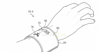 Patent Shows Samsung's Foldable Device Will Be Called Galaxy Wing