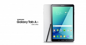 Samsung Galaxy Tab A 10.1 with S Pen Goes Official in Korea