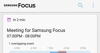 Samsung Launches Focus, an App Similar to BlackBerry Hub