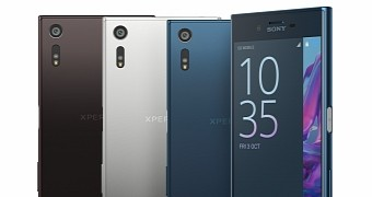 Sony officially announces flagship xperia xz and premium xperia x compact
