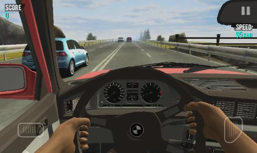 Racing In Car >> Racing In Car Bmw Android Red