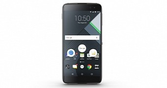 BlackBerry DTEK60 Unofficially Up for Pre-Order for $699.99 CAD