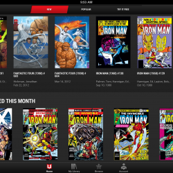 Marvel unlimited app for android7
