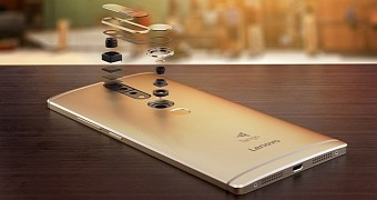 Lenovo phab 2 pro world s first tango project phone launched in the u s
