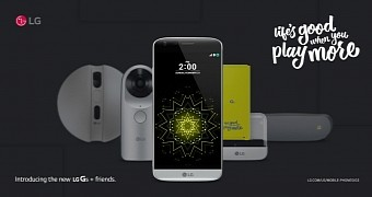 Lg g6 coming in 2017 with removable battery iris scanner mst mobile payment
