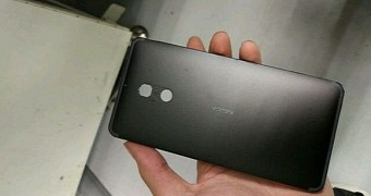 Live pictures of a nokia android smartphone get leaked