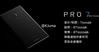 Meizu pro 7 flagship with borderless display could be unveiled in december